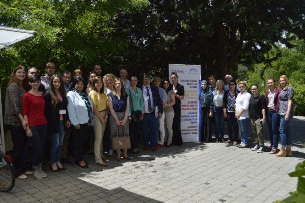 Gender Based Violence Legal Training - Macedonia 2016
